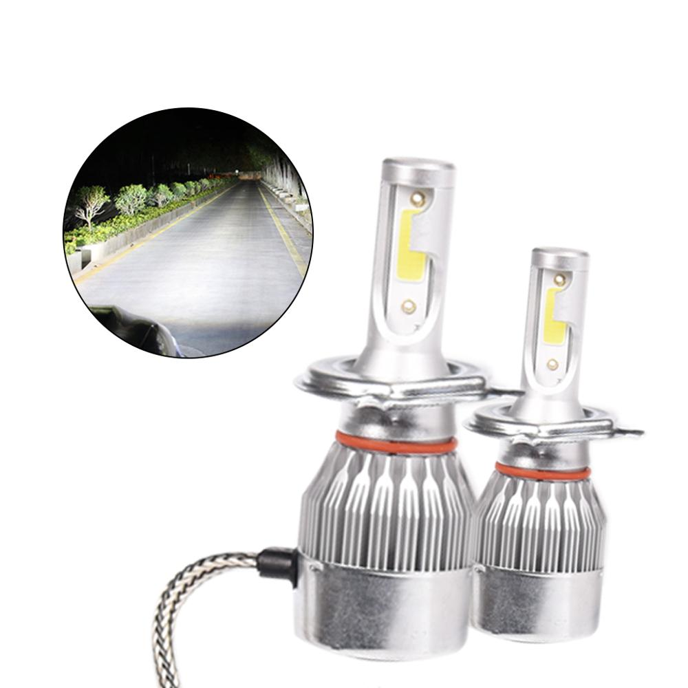 High lumen <strong>auto</strong> 6000K H1 H4 H7 H11 automatic C6 led headlight bulb