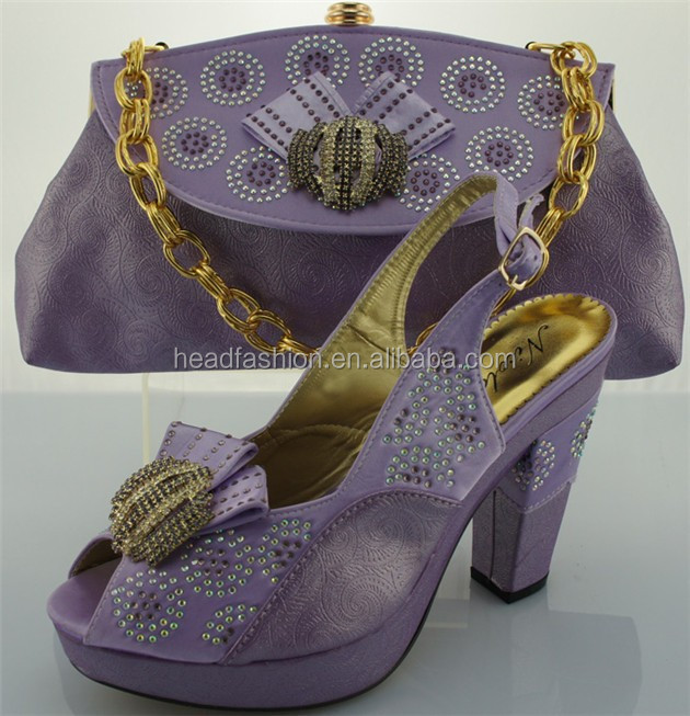 2014 italian ME0067 lilac romantic color dress shoes matching with bags