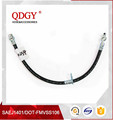 auto spare parts car hydraulic rubber brake hose