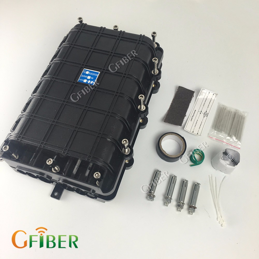 G-Fiber 6 Ports 24FO fiber optic terminal block junction box