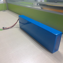 high discharge rate 18650 li-ion battery pack 36v 5ah 6ah 7ah 8ah 9ah 12ah electric skateboard lithium battery