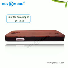 100%newly high quality wooden back cover for samsung galaxy s4,for samsung galaxy s4 wooden back case ,wooden cover case for sam