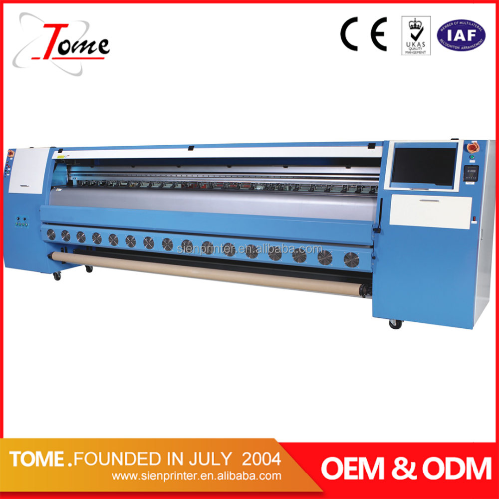 3.2m pvc flex banner digital printing machines for sale in guangzhou China