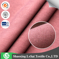 popular high quality modal/poly twill fabric for garment