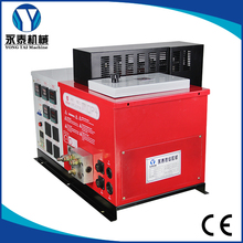 China factory double side tape hot melt glue coating machine with low price