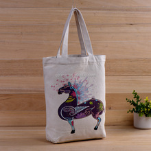 Hot Selling Wholesale Plain Canvas Tote Cotton Bag