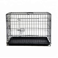 Stainless Steel Wire Dog Cage