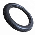 14 inch PU Solid Tubeless Bicycle Tyre For Bikes