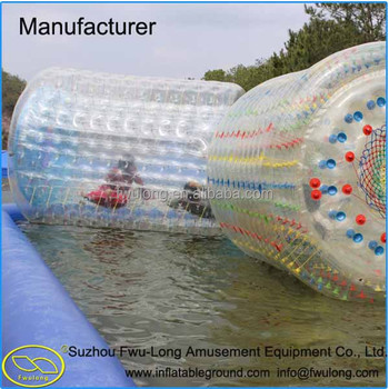 More competitive water roller ball price
