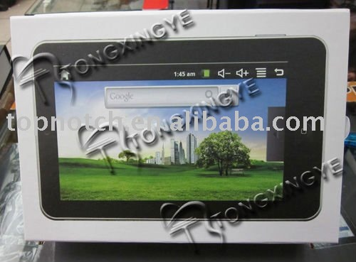 7 inch, Capacitive ,Android Tablet ,Android 2.3,16GB,umpc phone,netbook