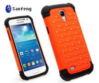 For samsung galaxy s4 mini cover case Battery cell phone case for samsung galaxy s4 mini from factory