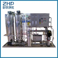 ZHP 500LPH membrane pleated cartridge filter