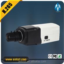 Star Light H.265 4.0MP HD IP WDR Box Camera Hi3516A + OV 4689 CCTV Camera