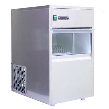 Commercial Well-designed Snowflake Ice Making Machine