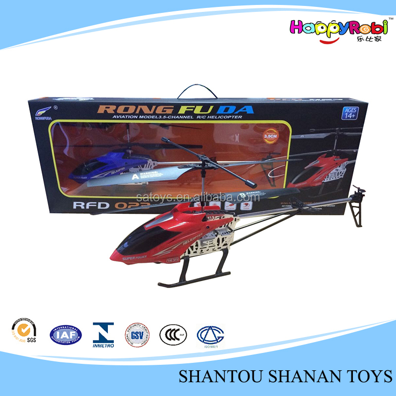 Toy 3.5 channel infrared remote control helicopter