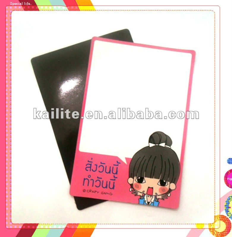 Magnetic Writing Note Board