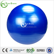 Zhensheng PVC eco-friendly sofr anti-burst yoga balls