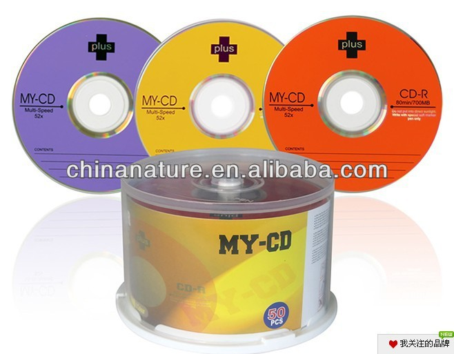 Custom Cheap Decorative CD/DVD Box Sets with High Quality