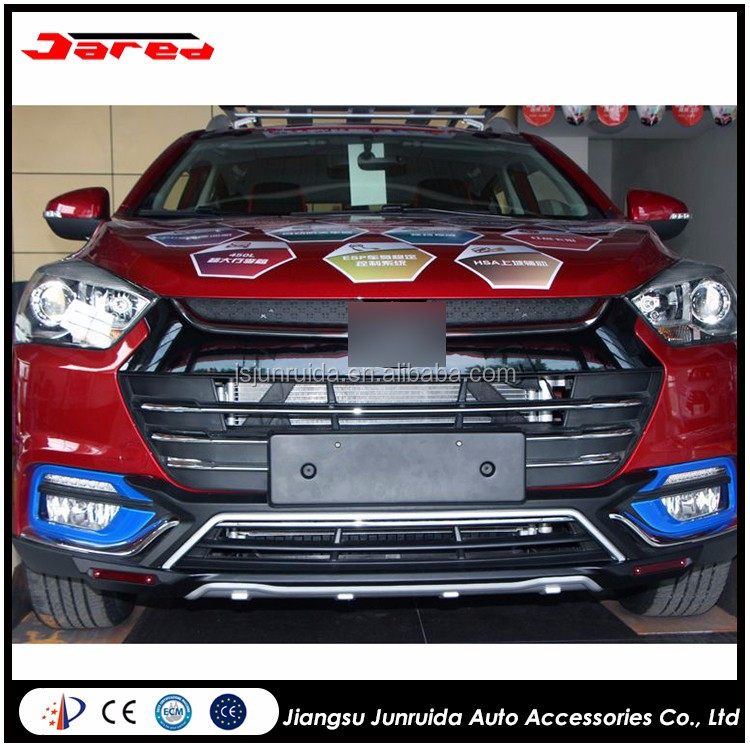 popular front bumper car new products for JAC S2