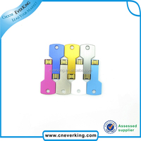 1GB/2GB/4GB/8GB/16GB/32GB Key USB Flash Disk with Genuine Chip