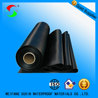 Other Waterproofing Materials Type EPDM waterproof membrane for roof
