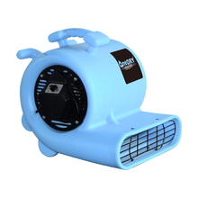 High quality Portable 3-Speed Air Mover for flood water damage restoration blower with GFCI daisy chain