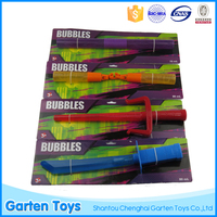 kids outdoor summer game plastic bubble wand toy wholesale