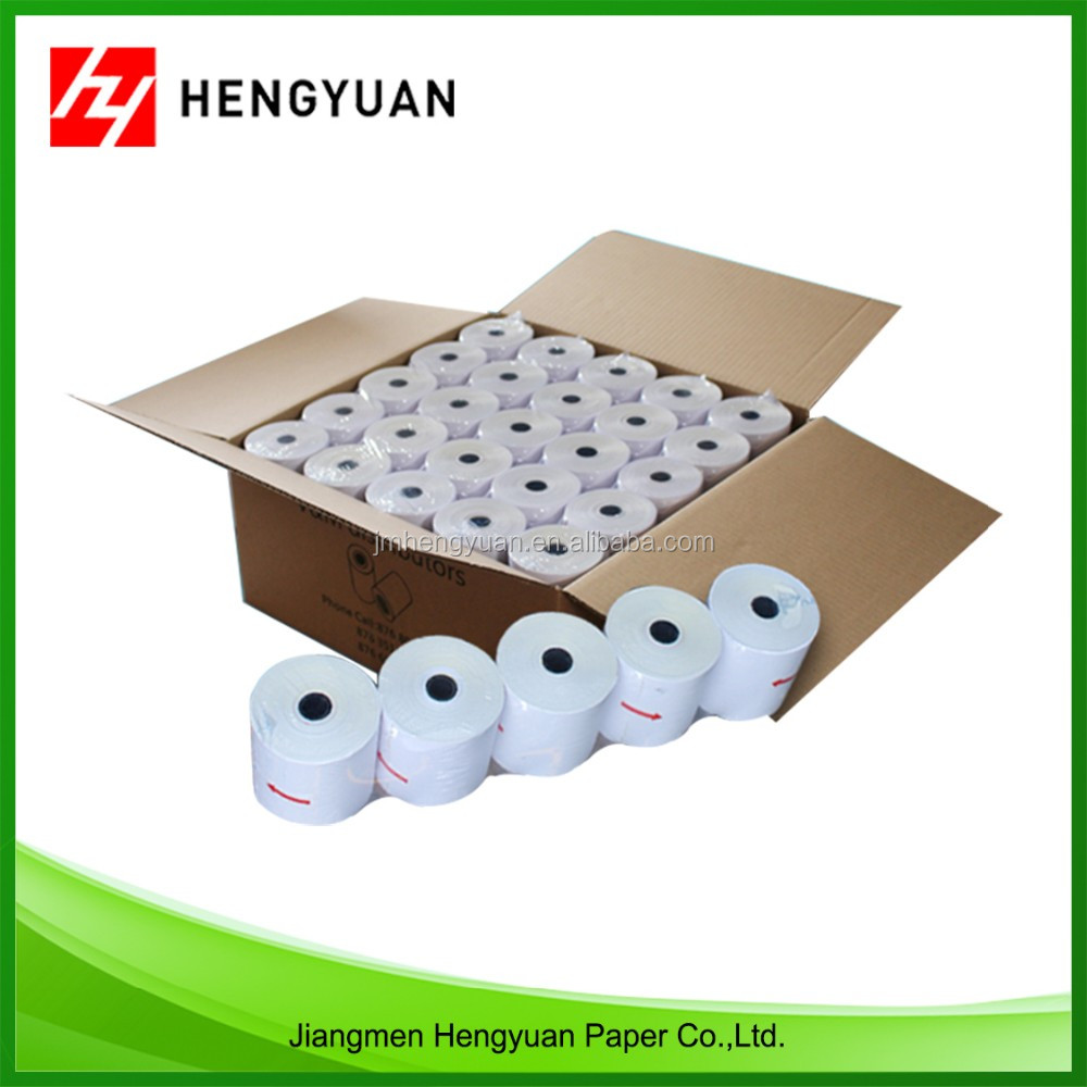 Thermal paper in roll hengyuan hot sales in China different size different usge thermal paper