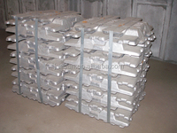 china high quality low price zinc ingot purity 99.99%-99.995% for sale
