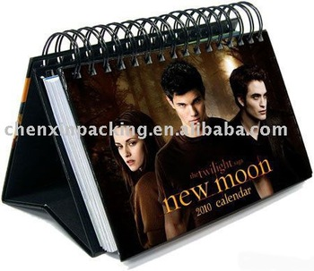 promotion desk/wall calendar printing