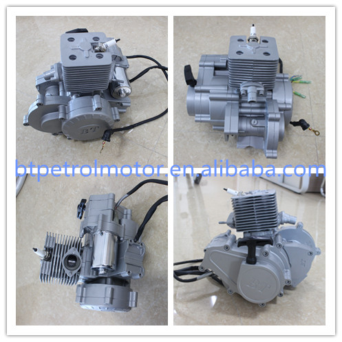 Contemporary special Electric start gas/petrol bicycle engine kit/BT-80cc