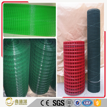 High Quality low price welded wire mesh/Ribbed pvc coated wire mesh for OEM customize