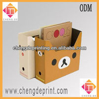 file boxes designer.pretty cardboard file box