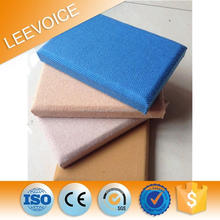 Easy Fix And Anti-fire Cotton Fabric Panel Folding Acoustic Wall Panel For Meeting Room