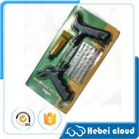 China factory price handle tubeless tire repair kits/Car auto tire repair tools