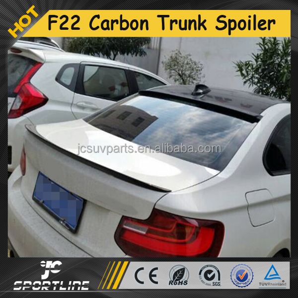 P Style M ABS F22 Rear Trunk Spoiler Wing Lip for BMW F22 228i M235i 220I 2014