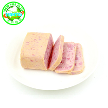 EHS Pork Ham Canned Style Meat For Hot-pot Jamonilla pork meat pate 200 gr