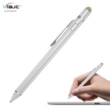 Active Stylus 2 in 1 High Precision Sensitivity Capacitive Pen for Touch Screen Devices Smartphone & Tablet