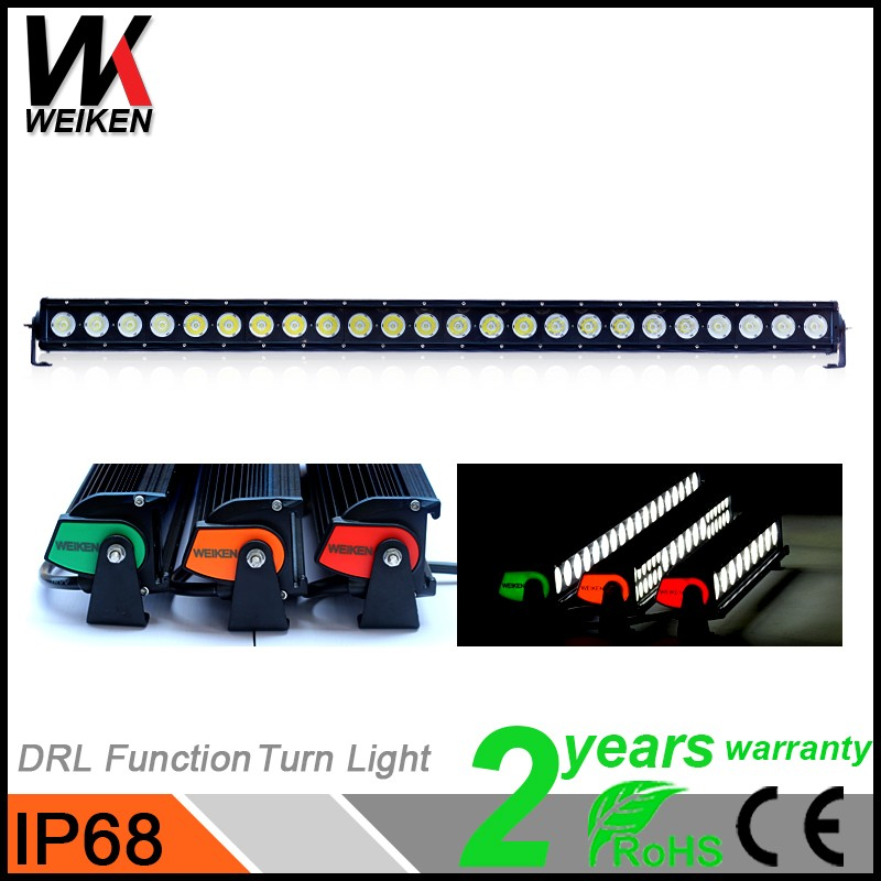 WEIKEN Wholesale 41inch 240w led light bar For 4x4 offroad Jp Truck Boat Car accessories Roof Top illuminator led light bar
