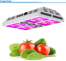 Evergrow switchable 600W Led Grow Light For greenhouse vegetables and plants