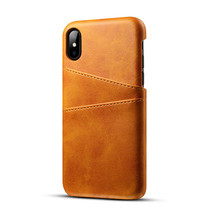 Free Sample Case Phone Cover Leather Wallet Phone Case For Iphone X