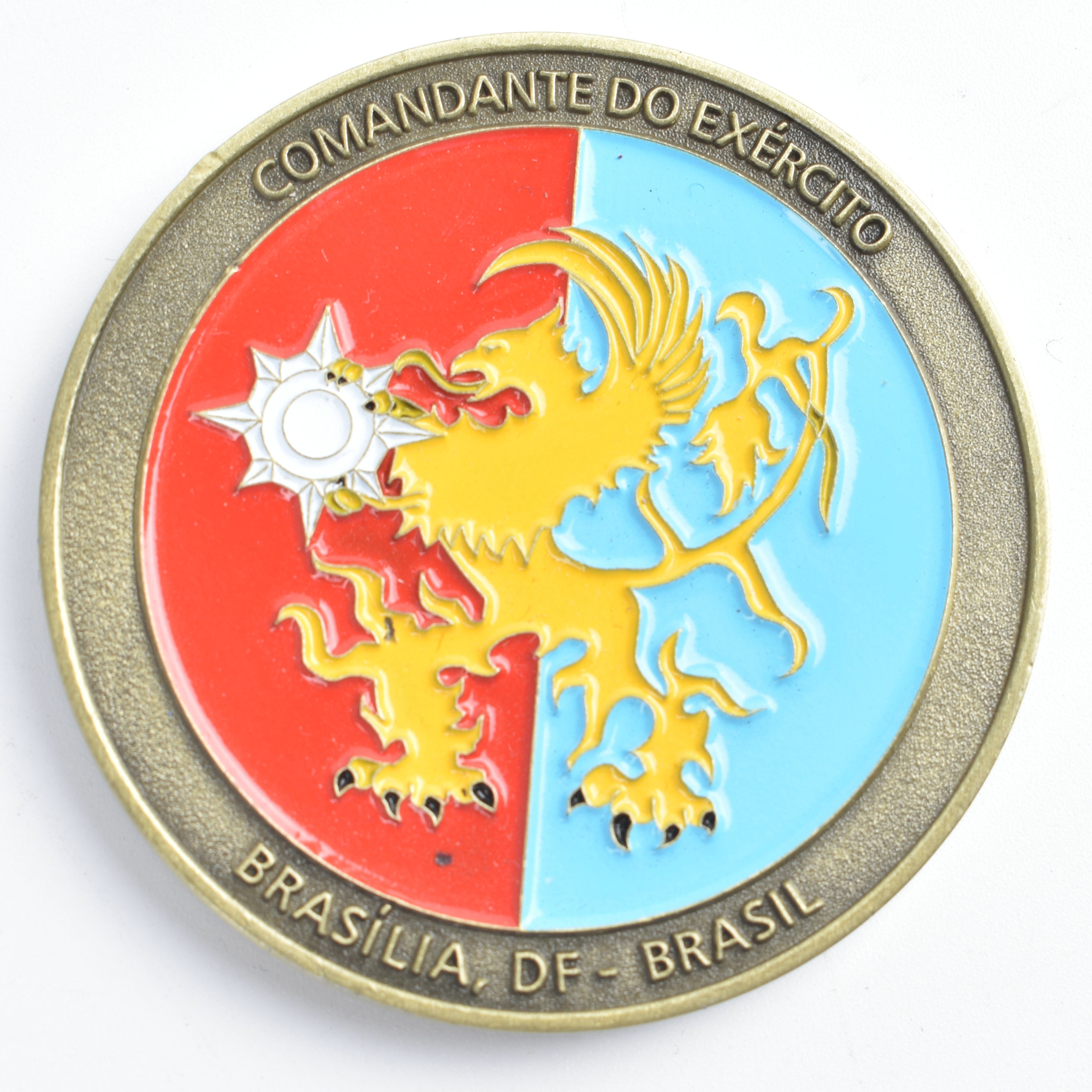 Custom Designs  Metal Antiqu Challenge Coin Manufacturer