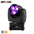 3pcs 15w 4in1 rgbw led effects moving head lights