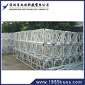 import aluminum stage truss with pa wings