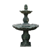 Customized New Design China Style Marble Stone Fountain Decoration MAF211