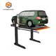 hydraulic two column home smart automatic car parking system