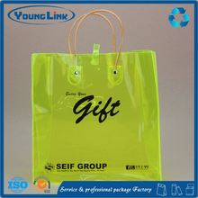 plastic tote bags with handles