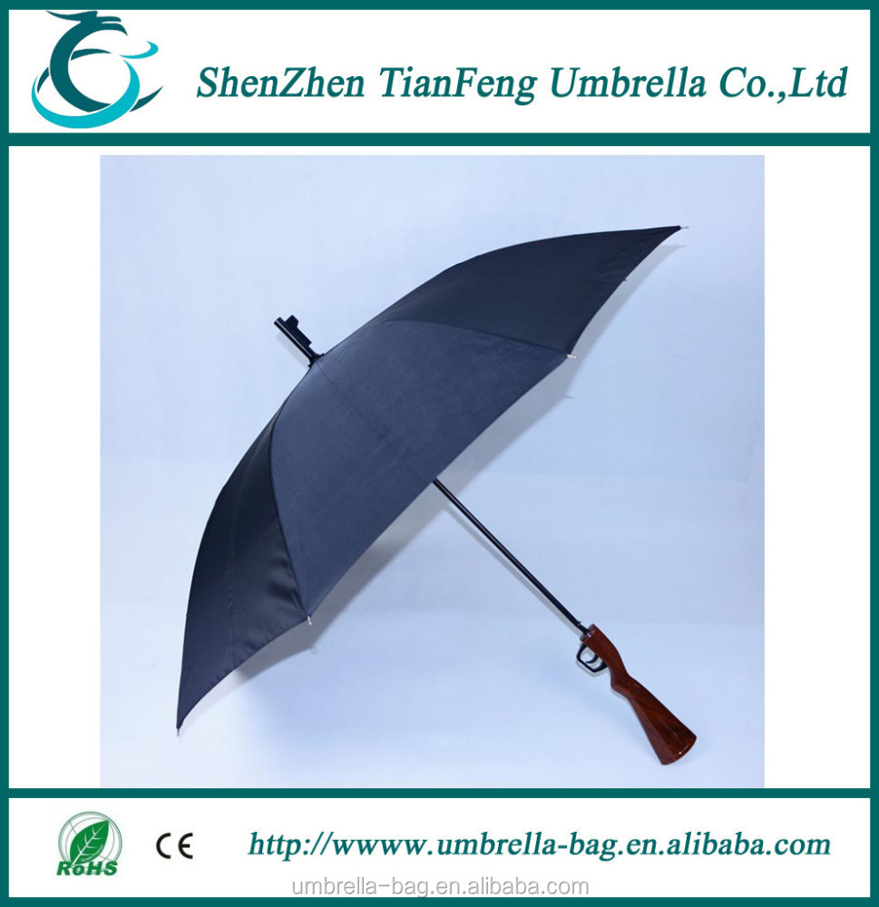 promotional shenzhen cheap umbrella advertising umbrella straight gun umbrella