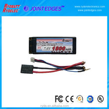 Li-Polymer battery RC car high discharge rate