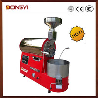 steel drum stainless 1kg home coffee roasters for sale / electric coffee machine roasting